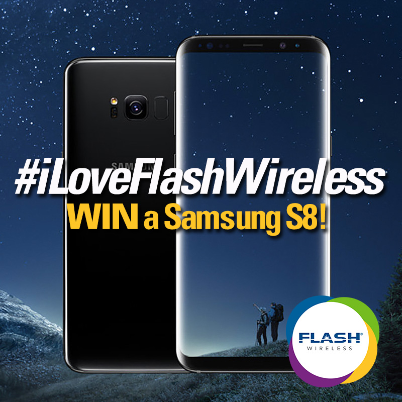 Win a Samsung Galaxy S8! | ACN Compass