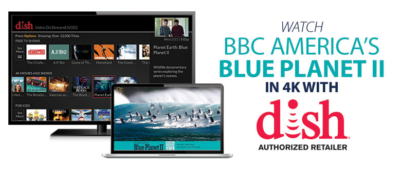 Blue Planet on DISH
