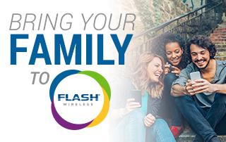 Flash Family Plan