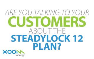 XOOM Energy SteadyLock 12