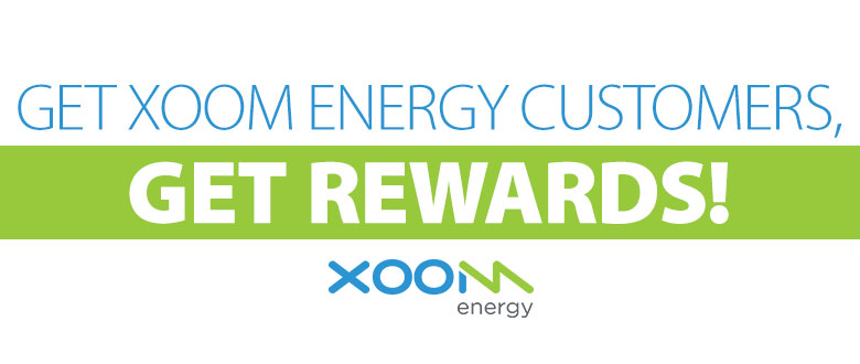 XOOM Energy Rewards
