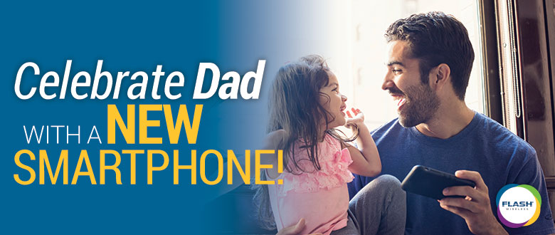 Flash Wireless for Father's Day