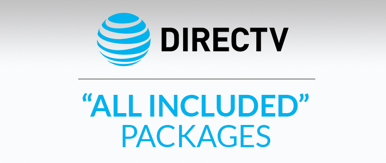 "What Does ""All Included"" Mean When Selecting DIRECTV"
