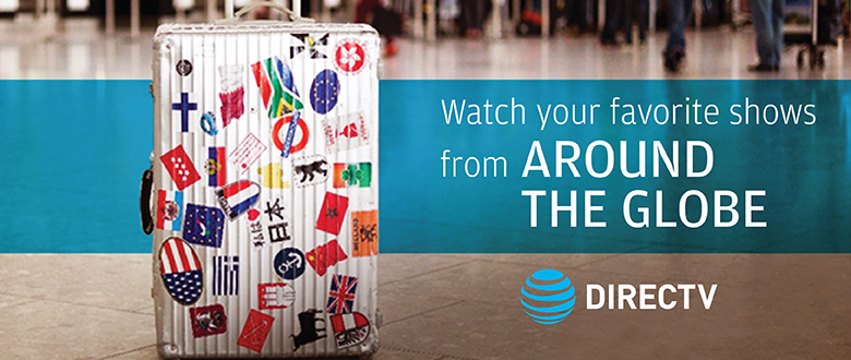 Choose From a Variety of DIRECTV International Packages