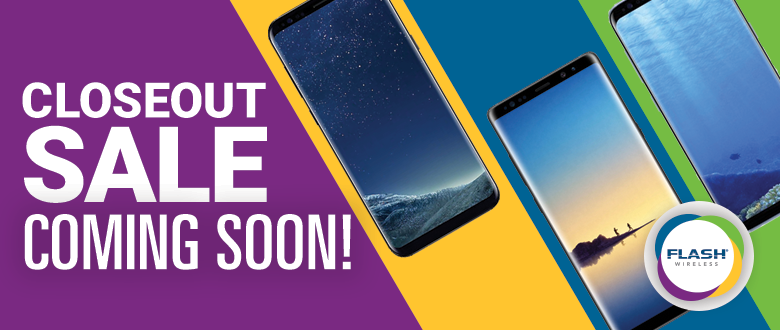 Samsung Closeout Device Sale Coming Soon! | ACN Compass