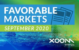 Favorable Markets - September 2020