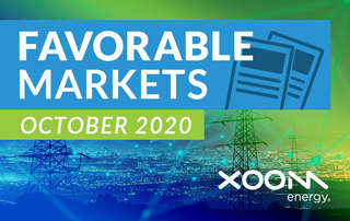 Favorable Markets October 2020