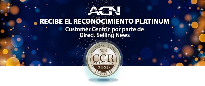 ¡ACN obtiene el Platinum Recognition por parte de DSN!