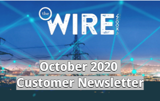The Wire - October 2020 - Customer Newsletter