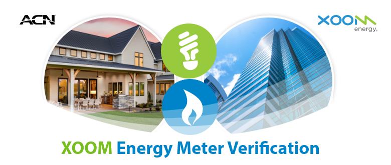 Graphic: XOOM Energy Meter Verification