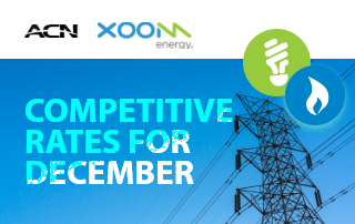 Competitive rates for December