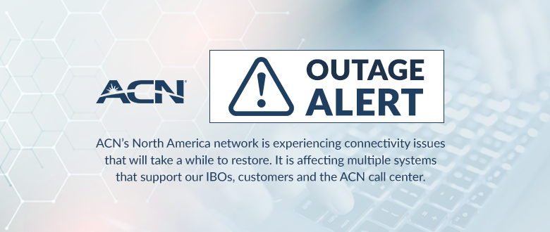 ACN Outage