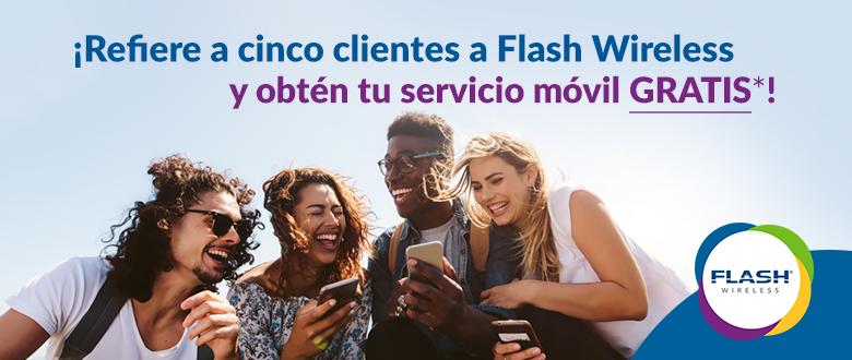 Flash Wireless