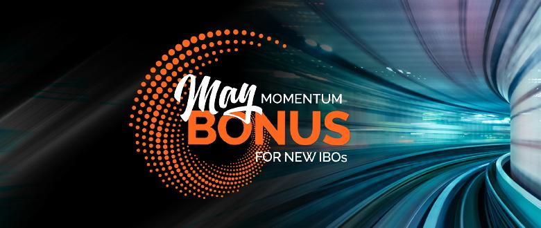 May Bonus